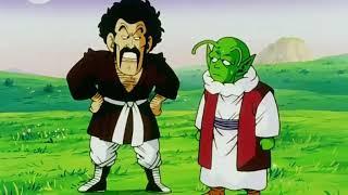 Mr. Satan  - (Dragon Ball) - MR SATAN INTENTA VOLAR!!!