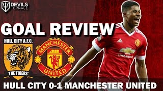 Hull City 01 Manchester United Goal Review