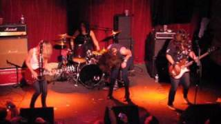 The Donnas - All Messed Up - Live from The Note, West Chester, PA - 3/27/10
