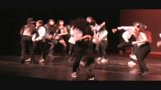 Anasazi dances to BBD Poison