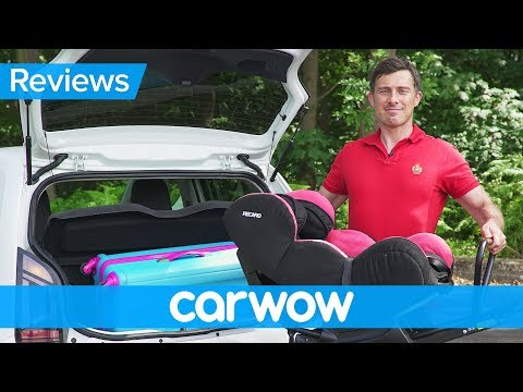Volkswagen Up! 2018 practicality review | Mat Watson Reviews