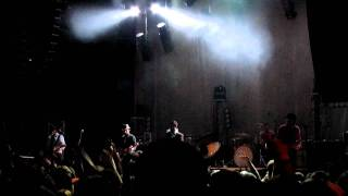 Brand New - Sudden Death In Carolina (Live on New Year's Eve 12/31/11, Atlantic City) HD