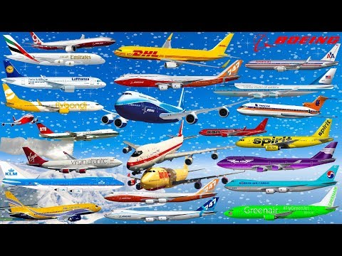 gta-v-every-boeing-airplanes-winter-snowy-best-extreme-longer-crash-and-fail-compilation