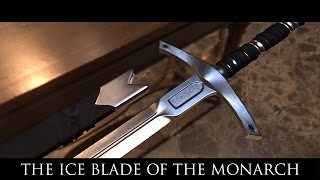 TES V - Skyrim Mods: The Ice Blade Of The Monarch