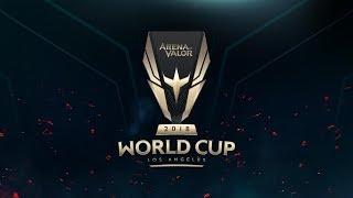 Trực tiếp Thái Lan WC vs Trung Quốc  - Ngày 2 vòng bảng AWC 2018 - Garena Liên Quân Mobile