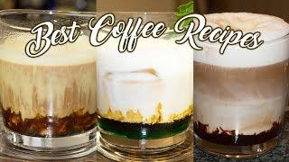 Coffee Around The World ☕ Make Perfect Coffee At Home