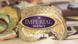 Plesové líčení 2015 Imperial Agency
