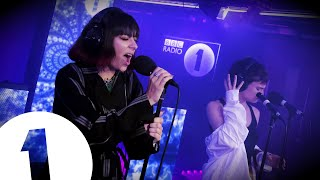 Charli XCX & Christine And The Queens   TOOTIMETOOTIMETOOTIME In The Live Lounge