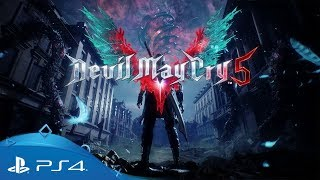 Devil May Cry 5 | E3 2018 Announcement Trailer | PS4