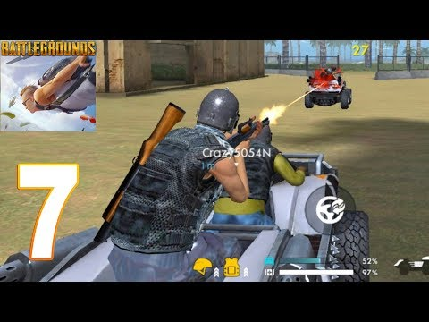 Free Fire – Death Race BooYAH! – Gameplay part 7 (iOS,android)