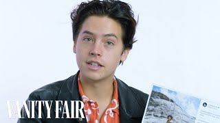Download Youtube: Cole Sprouse Explains His Instagram Photos | Vanity Fair