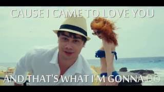 Alexander Rybak -  I Came to Love You (Lyrics Video)