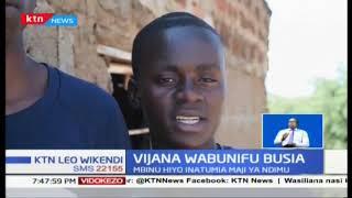 Wanafunzi wawili wa kidato cha tatu wavumbua mbinu ya kusafisha maji kwa kutumia ndimu