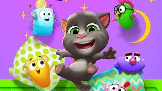 МОЙ ГОВОРЯЩИЙ ТОМ 2 НОВАЯ ИГРА #9 Друзья Анджела My Talking Tom 2 Игровой мультик для детей
