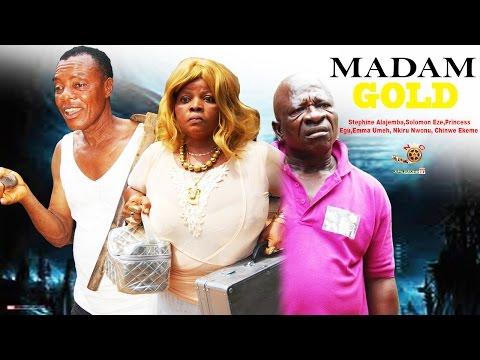 Madam Gold In Coffin Season 1- 2015 Latest Nigeria