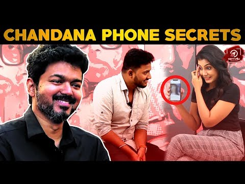 Exclusive Interview With Chandana R ..