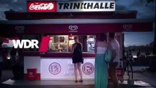 WDR - Ident Trinkhalle (2015) [nativ HD]
