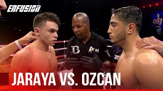 Mohammed Jaraya  vs Tayfun Ozcan  | Enfusion League Round 1 | Antwerp