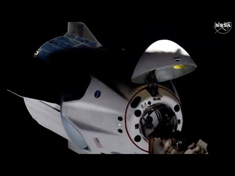 SPACETIME SPECIAL: SpaceX Crew Dragon on the way back to earth