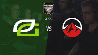 Elevate vs OpTic Gaming | CWL Champs 2018 | Day 1
