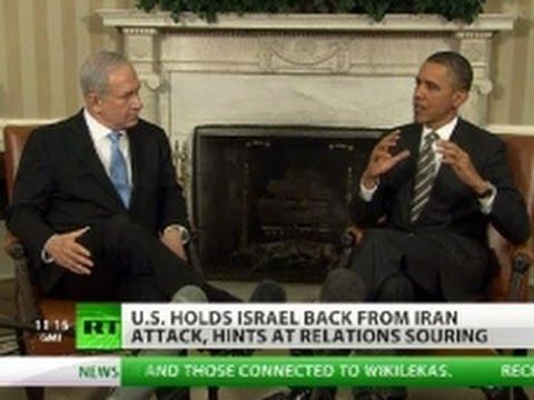 us israel relationship history