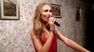 Ани Лорак - корабли cover (Юлия Марушкина)