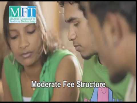 Madras Institute of Fashion Technology video cover1
