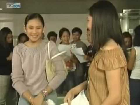 Sarah Geronimo and Dianne dela Fuente