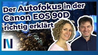 Canon EOS 90D: Was steckt alles hinter dem AF-System?