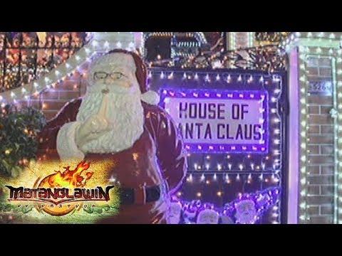 Matanglawin: House of Santa Claus and Christmas on Display attractions in Mandaluyong and Marikina