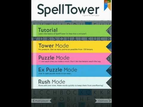Video of Spelltower