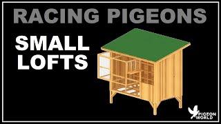 Small Pigeon Lofts