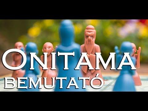 Onitama - társasjáték bemutató - Jatszma.ro