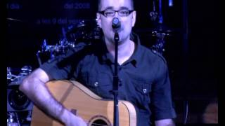 Xirinacs al Palau 11 - Actuació d'OBRINT PAS - La flama