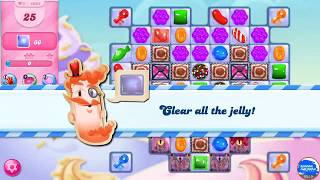 Candy Crush Saga 4068 First Try Gold Level ⭐⭐⭐