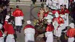 preview picture of video 'Festa di S.Sebastiano patrono di Cardeto'