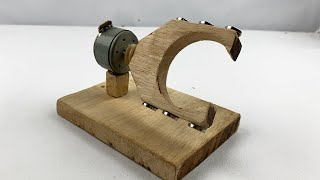 Magnetic Generator Using Copper Coil at home 2020