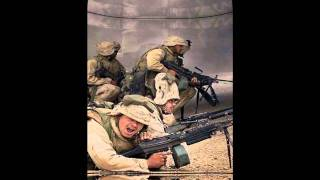 3 Doors Down- When I'm Gone: Military Tribute