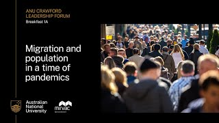 ACLF 2021 – Migration and population in a time of pandemics