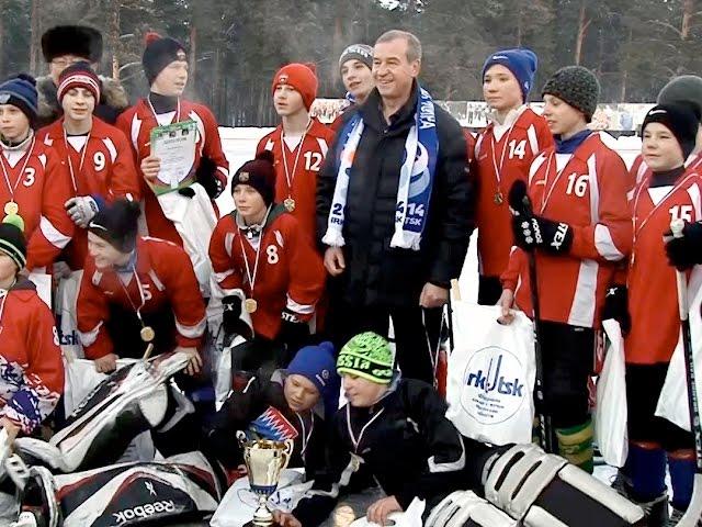 Возрождая русский хоккей