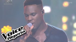 "Nonso Bassey Sings ""How Does It Feel""  Live Show  The Voice Nigeria 2016"