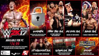VideoImage1 WWE 2K17 Digital Deluxe Edition