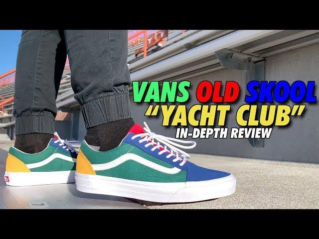 boat vans old skool