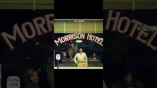Queen Of The Highway - The Doors (lyrics)