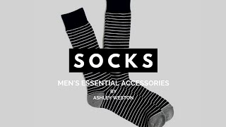 The Mens Best Socks, How To Wear & Matching Them - Dress, No Show, Pattern, Darn Tough, Uniqlo
