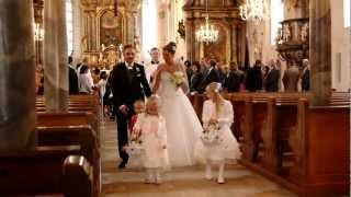 preview picture of video 'Russische Hochzeit aus Ulm - Swadba'