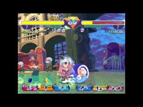 pocket fighter playstation rom