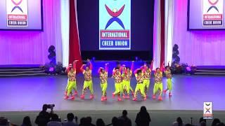Team Japan [Team Cheer Hip Hop] - 2015 ICU World Cheerleading Championships