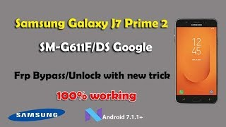 samsung j7 prime frp bypass 7-0 without pc - मुफ्त