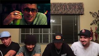 Callaíta   Bad Bunny ( Video Oficial ) *LIT REACTION*